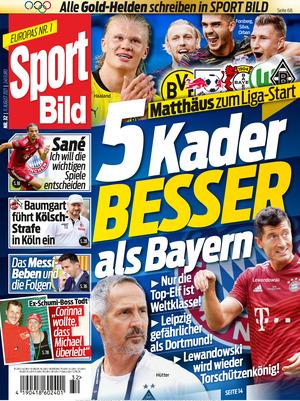 Sport Bild (32/2021)