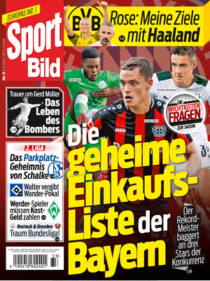 Sport Bild (33/2021)