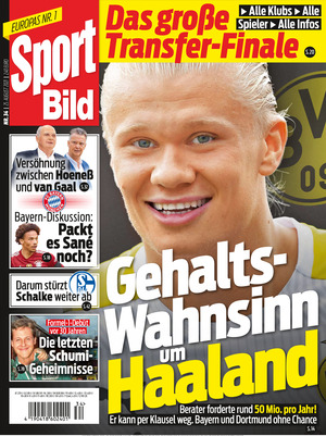 Sport Bild (34/2021)