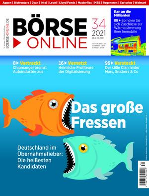 Börse Online (34/2021)