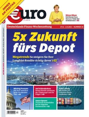 Euro am Sonntag (27.08.2021)