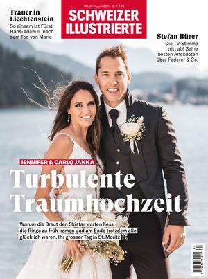 Schweizer Illustrierte (34/2021)