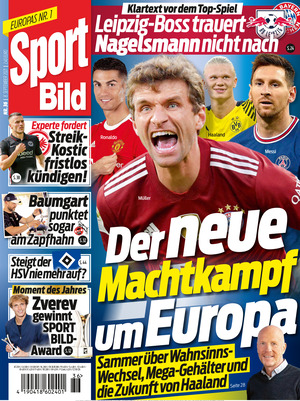 Sport Bild (36/2021)