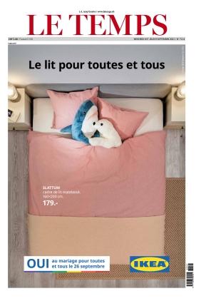 Le Temps (08.09.2021)