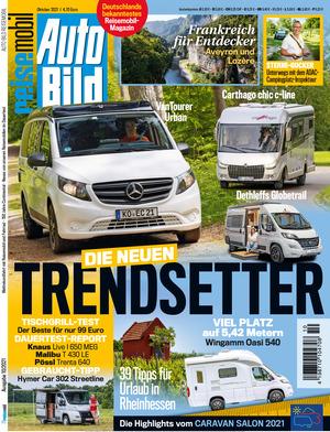 Auto BILD Reisemobil (10/2021)