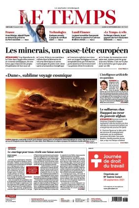 Le Temps (13.09.2021)