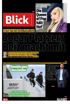Blick (14.09.2021)