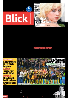 Blick (15.09.2021)