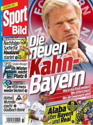 Sport Bild (37/2021)