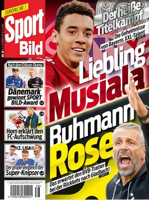 Sport Bild (38/2021)