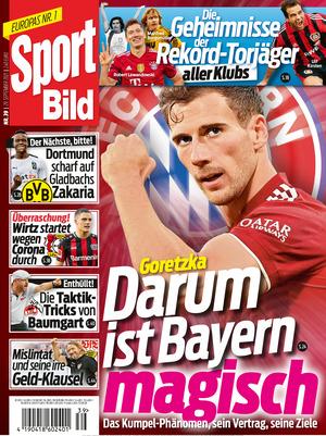 Sport Bild (39/2021)