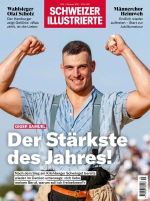 Schweizer Illustrierte (39/2021)