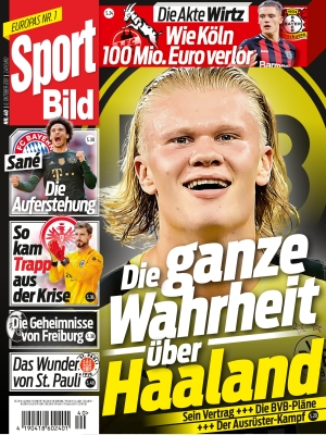Sport Bild (40/2021)