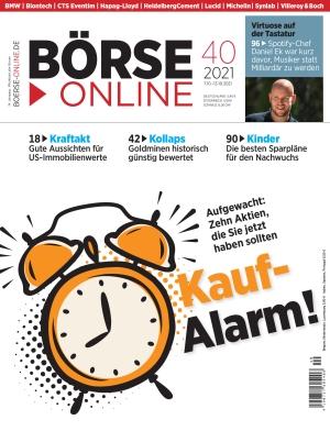 Börse Online (40/2021)