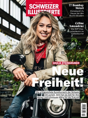 Schweizer Illustrierte (40/2021)