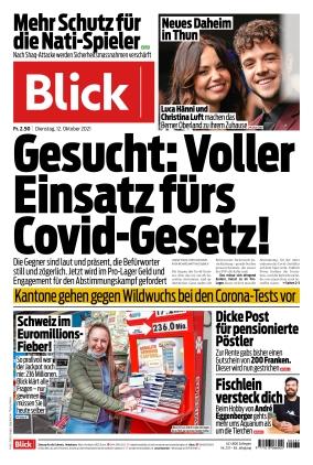Blick (12.10.2021)