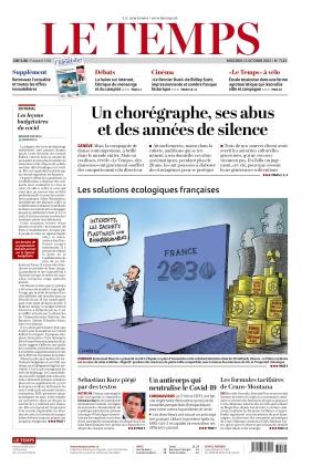 Le Temps (13.10.2021)