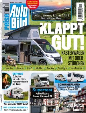 Auto BILD Reisemobil (11/2021)