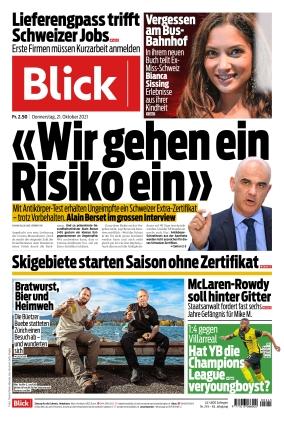 Blick (21.10.2021)