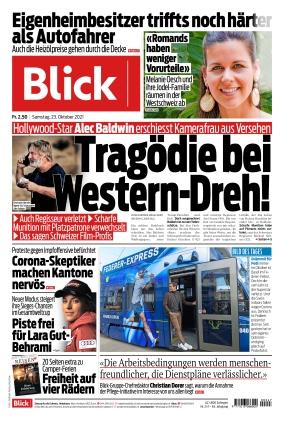 Blick (23.10.2021)