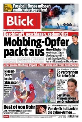 Blick (25.10.2021)