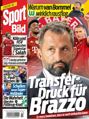 Sport Bild (43/2021)