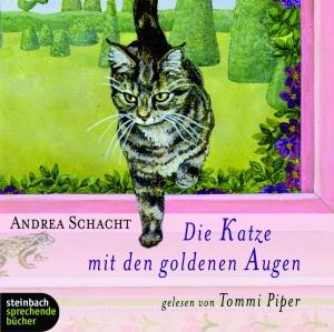Die Katze mit den goldenen Augen