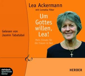 Um Gottes willen, Lea!
