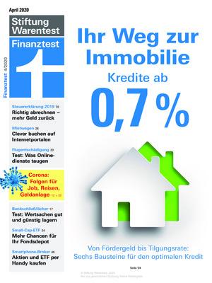Finanztest (04/2020)