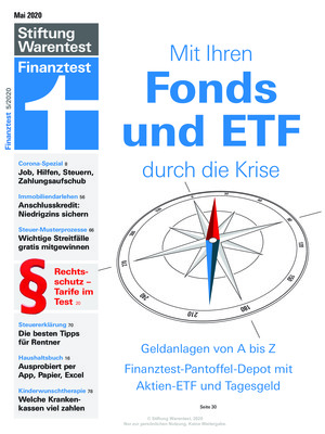 Finanztest (05/2020)