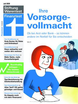 Finanztest (07/2020)