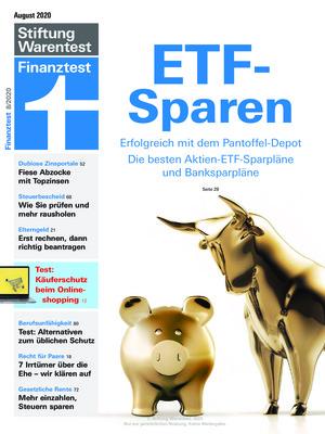Finanztest (08/2020)
