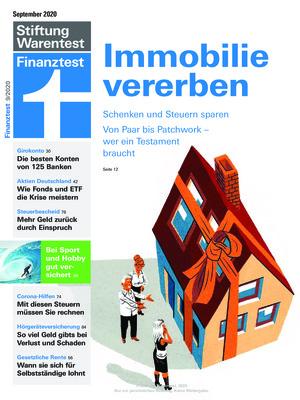 Finanztest (09/2020)