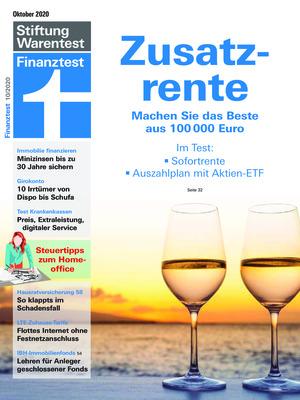 Finanztest (10/2020)