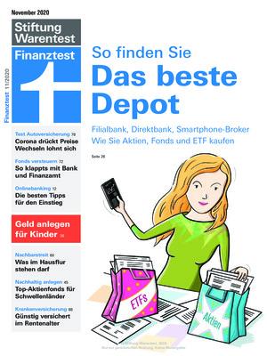 Finanztest (11/2020)