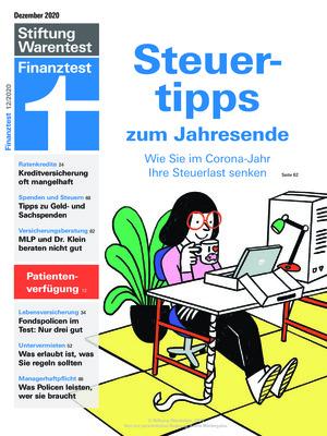 Finanztest (12/2020)