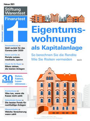 Finanztest (02/2021)