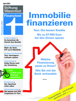 Finanztest (04/2021)