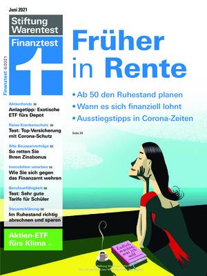 Finanztest (06/2021)