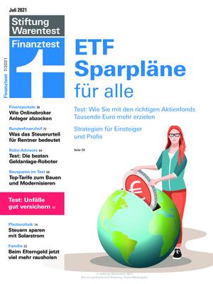 Finanztest (07/2021)