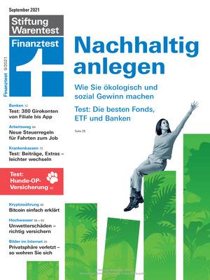 Finanztest (09/2021)