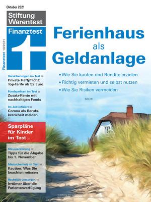 Finanztest (10/2021)