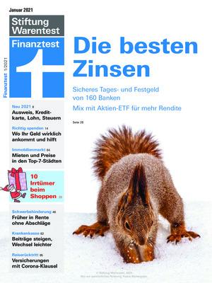 Finanztest (01/2021)
