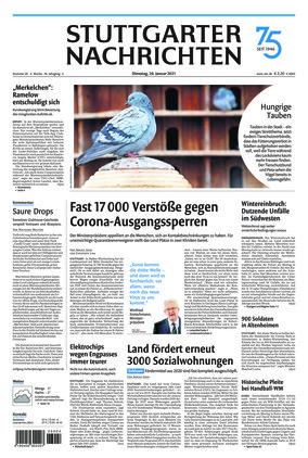 Stuttgarter Nachrichten (26.01.2021)