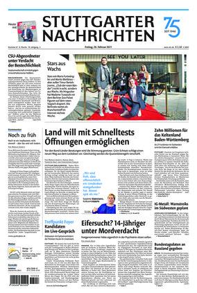 Stuttgarter Nachrichten (26.02.2021)