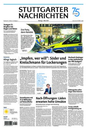 Stuttgarter Nachrichten (01.03.2021)