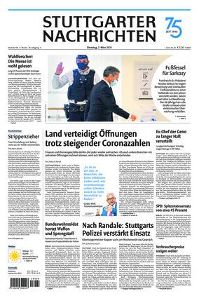 Stuttgarter Nachrichten (02.03.2021)