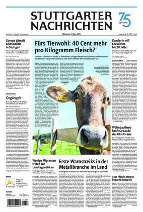 Stuttgarter Nachrichten (03.03.2021)