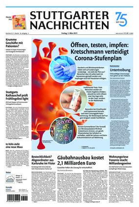 Stuttgarter Nachrichten (05.03.2021)