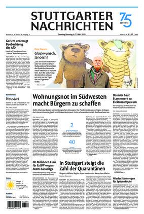 Stuttgarter Nachrichten (06.03.2021)
